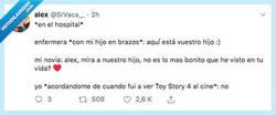 Enlace a Nada más bonito que Toy Story 4, por @SrVaca__
