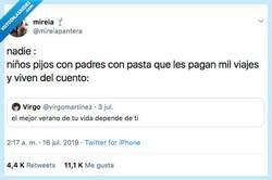 Enlace a Dijo quien tiene dinero para hacer lo que le de la gana, por @mireiapantera