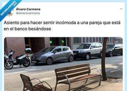 Enlace a Asiento del voyeur, por @alvarocarmona