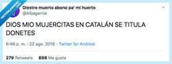 Enlace a El catalán es una lengua muy rica (literalmente), por @Albagarnie