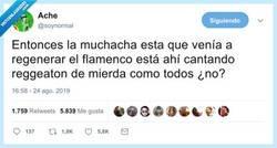 Enlace a Para lo que ha quedado Rosalía, por @soynormal
