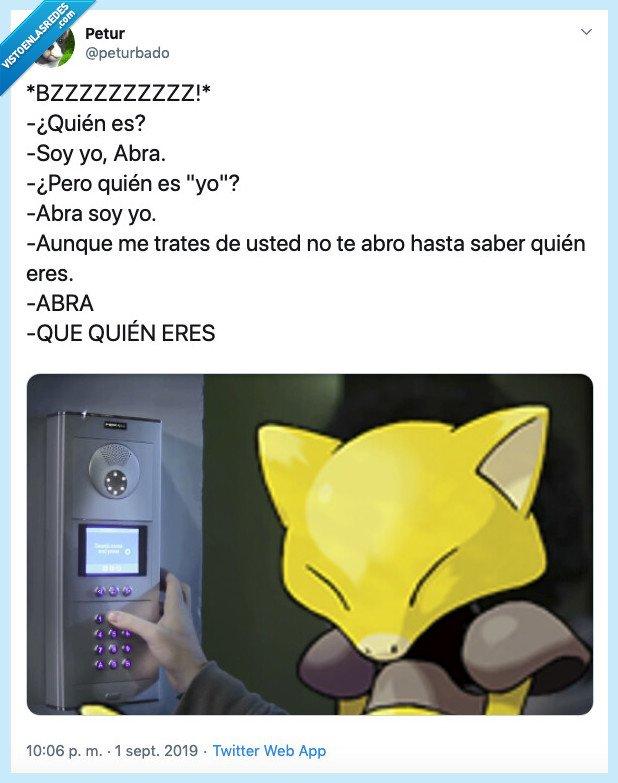 abra,abrir,puerta,telefonillo,yo