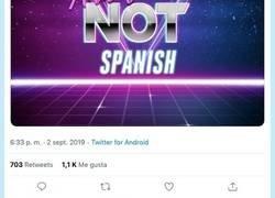 Enlace a Cosas que no son españolas, SON ANDALUZAS HOMBRE YA por @Erprincipitoand
