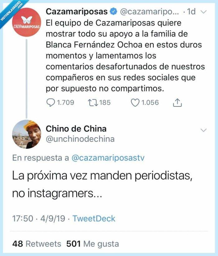 cazamariposas,instagram,periodismo,tontacos