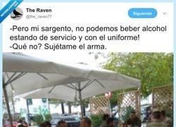 Enlace a Seguro que no los intentan robar, por @the_raven77
