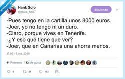 Enlace a Los canarios lo tienen mejor montado, por @Hank_Solo