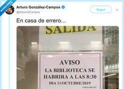 Enlace a Quizás deberían abrirla más, por @ArturoGCampos