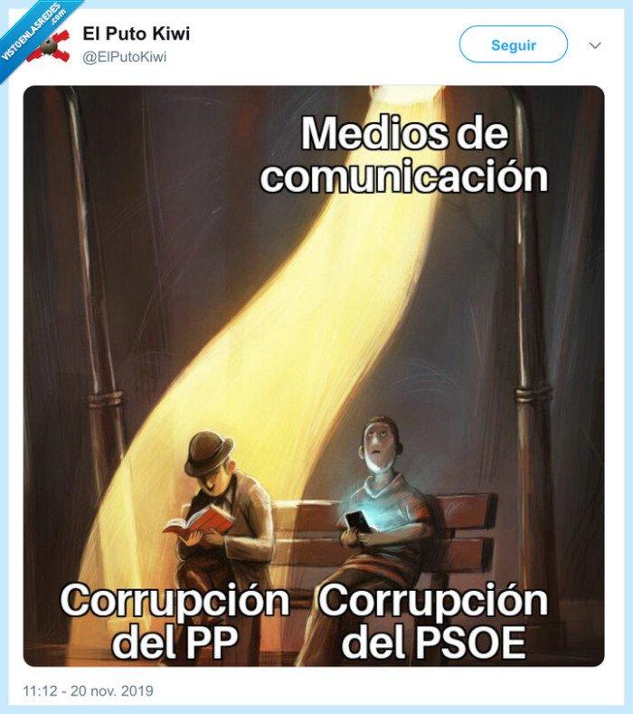 corrupción,luz,pp,psoe