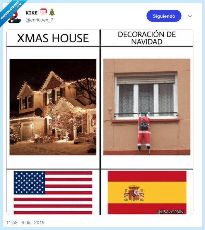decoración,españa,navidad,spain,usa