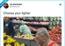 Enlace a Escoge tu guerrero, por @tifffanycuh
