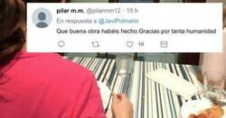 Enlace a Una señora mayor que vive sola les pide comer juntos el domingo, y esto es lo que han ideado, por @JaviPolinario
