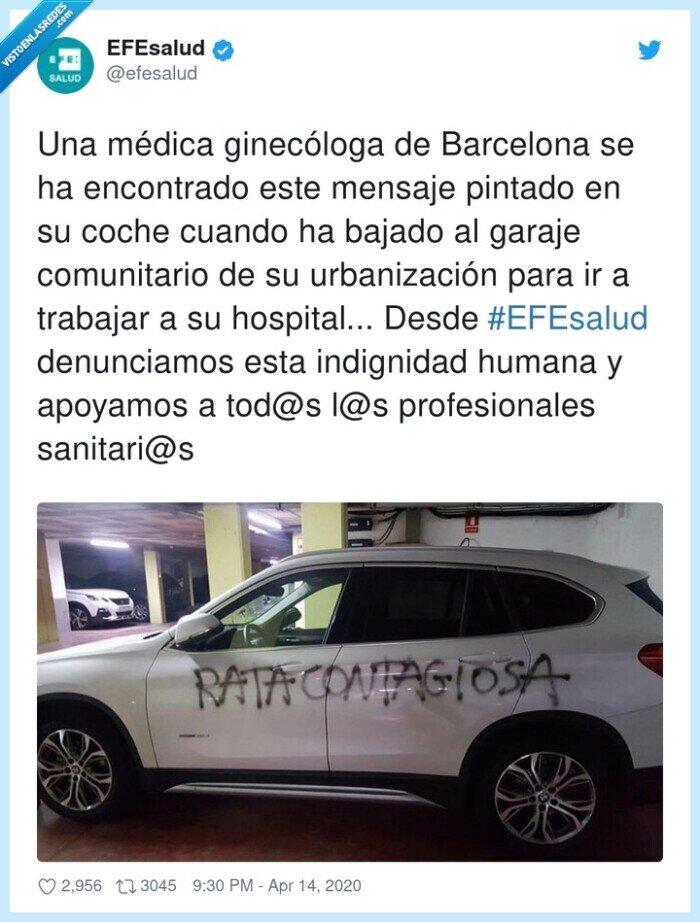 comunitario,denunciamos,ginecóloga,profesionales,sanitari@s,urbanización
