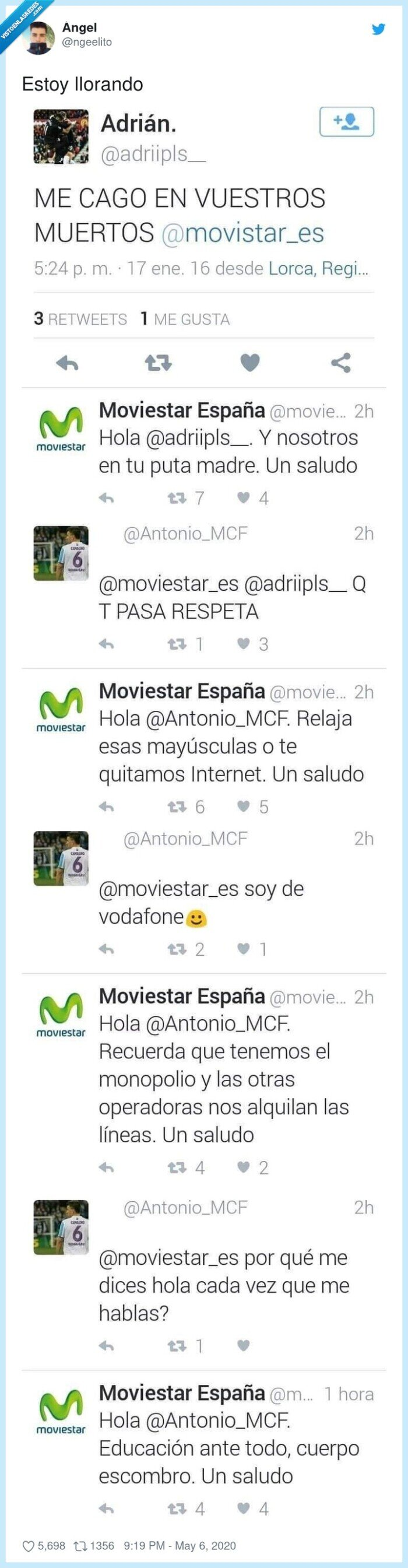 fake,movistar,troleo
