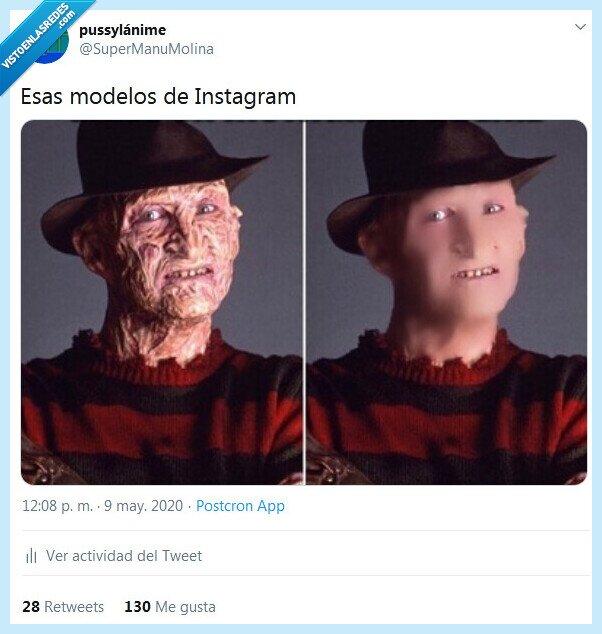 filtro,instagram,modelos