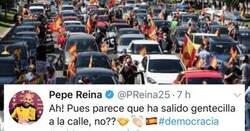 Enlace a Un tertuliano de El Chiringuito colapsa twitter con su zasca a Pepe Reina, que no lo vio ni venir, tras mostrar su facherío
