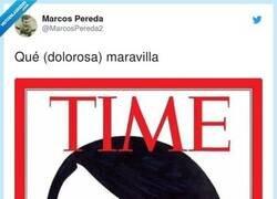 Enlace a Es una pena que no sea una portada real, por @MarcosPereda2