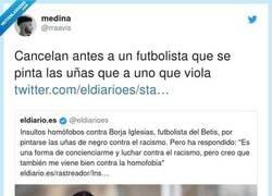 Enlace a Qué grande es Borja Iglesias, por @rraavis