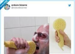 Enlace a El micro para la ducha que necesitaba, por @ordurebizarree