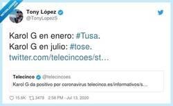 Enlace a Esta nadie la vio venir , por @TonyLopezS