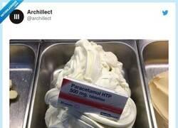 Enlace a Cada vez hacen helados con sabores más raros ,por @archillect