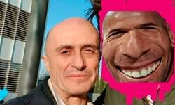 Enlace a Se hace una foto con este actor, lo confunden con Zidane y se arma el cachondeo absoluto en Twitter