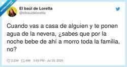 Enlace a Buena época para beber a morro, por @elbauldeloretta