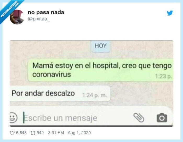 coronavirus,descalzo,hospital,madre