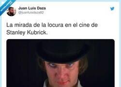 Enlace a Qué miedo las miradas de los villanos de Stanley Kubrick, por @juanluisdaza82