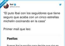 Enlace a Eso es una buena bienvenida al barrio y el resto son tonterías, por @IbaiLlanos