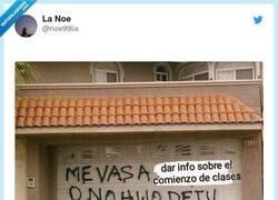 Enlace a Nadie sabe nada de las clases, por @noe99lia
