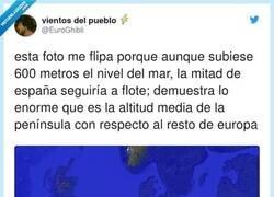 Enlace a Sería la única vez dónde ante el hundimiento de Europa, España saldría a flote, por @EuroGhibli