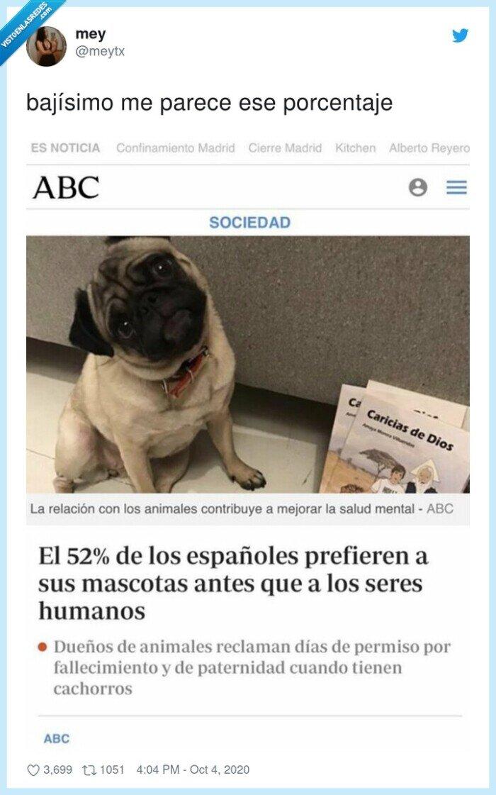 bajo,humanos,mascotas,porcentaje