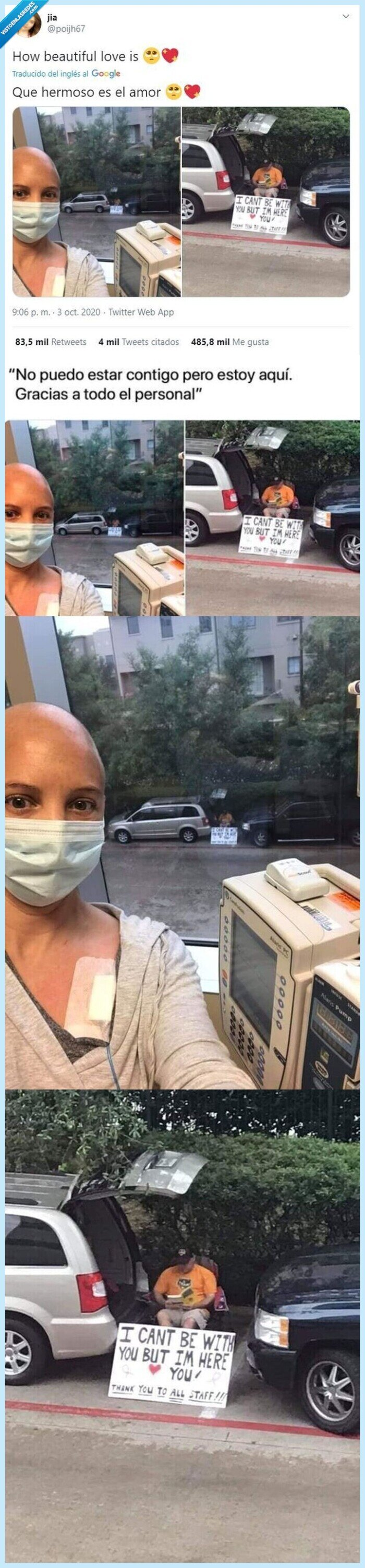 cáncer,hija,hospital,lucha,padre