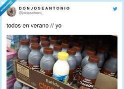 Enlace a Suerte que ya llega el fresquito para estar en igualdad de condiciones , por @josepuntoant_