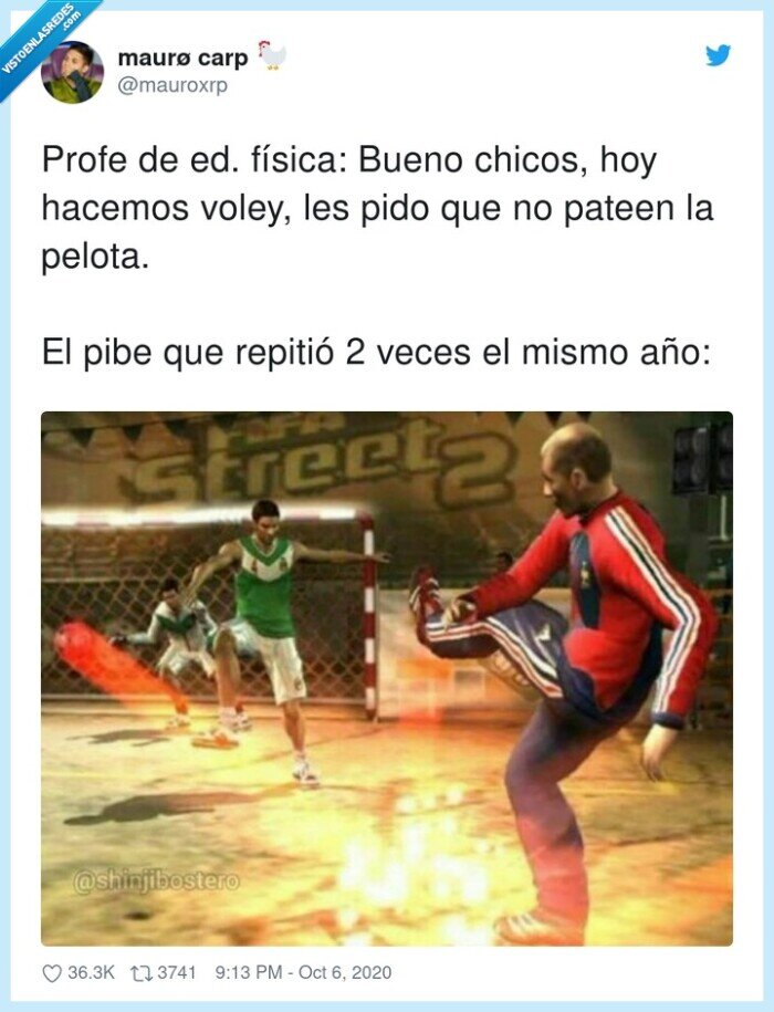 educación,física,patear,pibe,repetir,volley