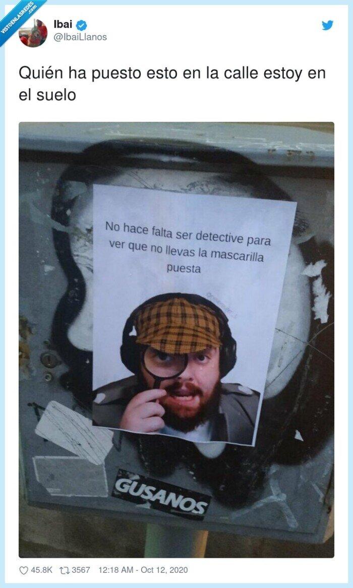 detective,ibai,mascarilla