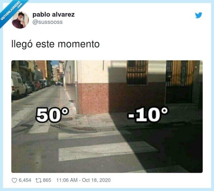 calor,frío,grados,tiempo