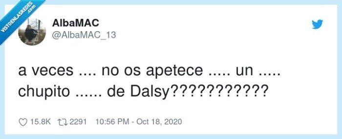 chupito,dalsy