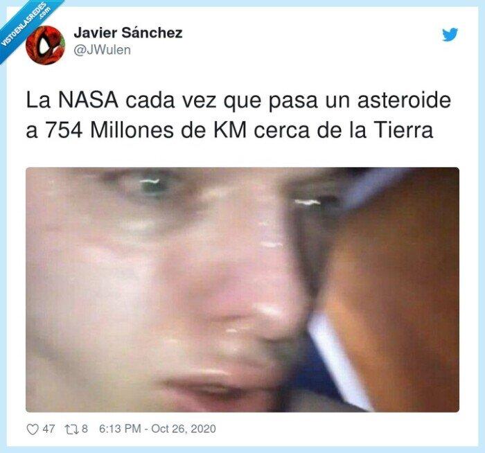 asteroide,kilómetros,nasa,tierra