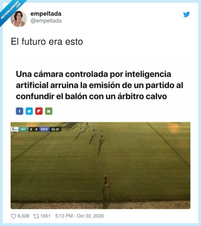 árbitro,artificial,balón,calvo,cámar,fútbol,futuro,inteligencia