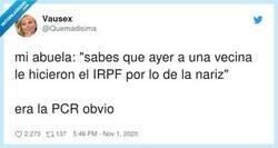 Enlace a El IRPF normalmente es por otro agujero, por @Quemadisima