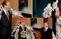 Enlace a Se desvela uno de los lujosos regalos que le hicieron a Juan Carlos I y Twitter no puede evitar hacer de las suyas con los mejores memes del día