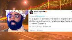 Enlace a Recopilación de la indignación e ironía que han generado las luces navideñas de Madrid en Twitter:
