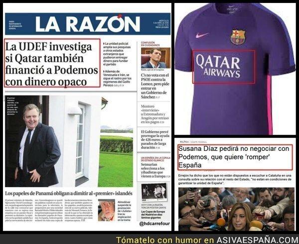 39071 - ¿Está el Barça aliado con Podemos?