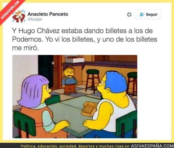 39149 - Hugo Chávez era un hombre muy malo