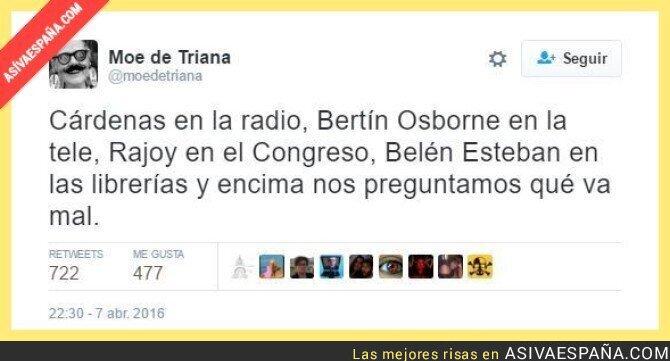 39194 - Poco nos pasa en España...