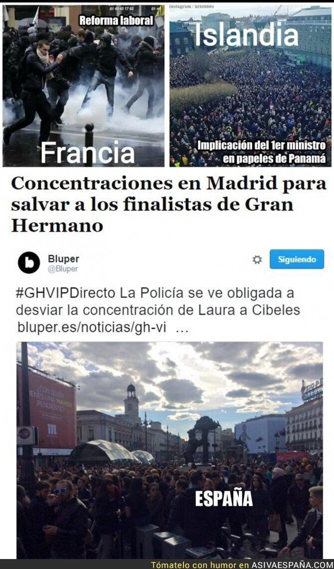 39211 - En España tenemos lo que merecemos