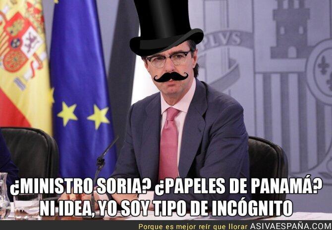 39483 - ¿Quién es el ministro Soria?