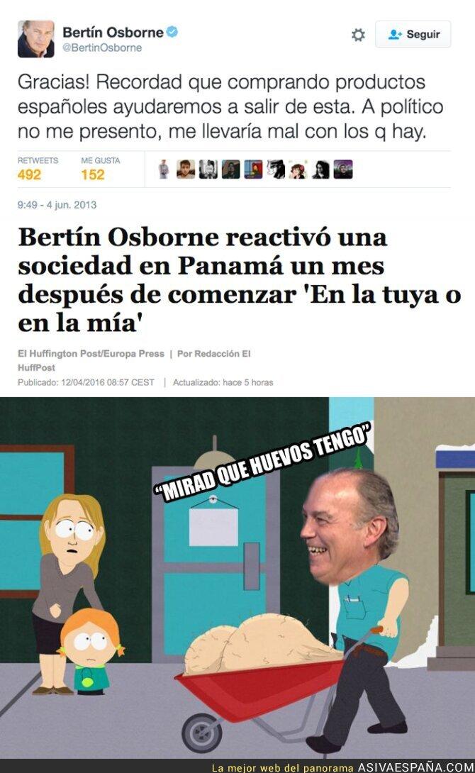 39570 - Bertín, ¿No te da vergüenza?