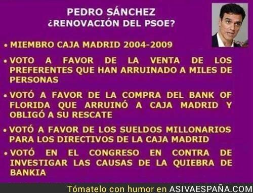 41282 - La renovación de Pedro Sánchez